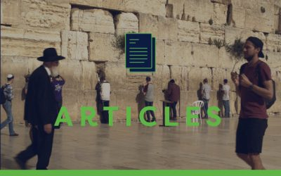 Does Israel Matter? – Study Notes by Norman Fisher